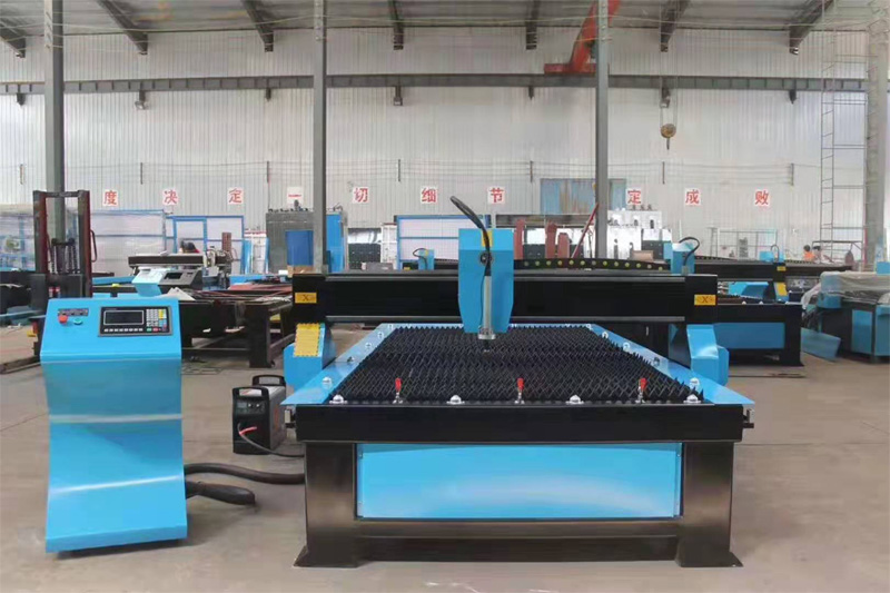 Plasma Cutting Machine Export to Egypt