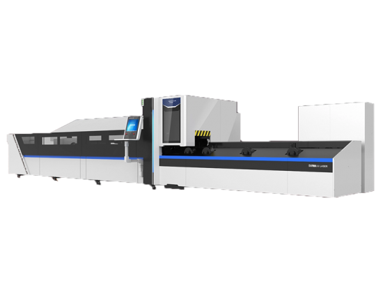 Tube CNC Laser Cutting Machine