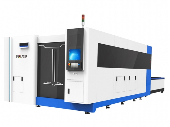 Fully Enclosed Fiber Laser Cutting Machine